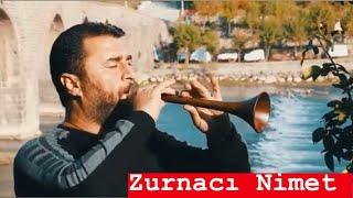 ZURNANIN EFENDİSİ ZURNACI NİMET  YENİ Gırani Kürtçe oyun havası Gırani Delilo Halay Govend -