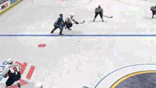 Vokoun Ops Capitals Washington Jordan Leopold Goal NHL 12