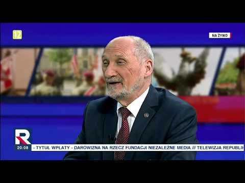 A.Macierewicz, Niemcy i Rosja zagrożeniem dla Polski 16.05.2018