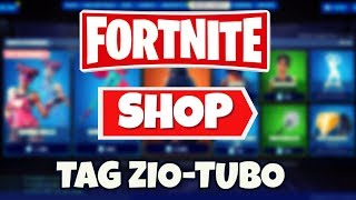 FORTNITE SHOP today August 11th new BOMBA BOLLA skin, ROMPIPALLONI pickaxe and DINAMO skin