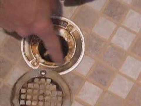 SMELL COMING FROM SHOWERCLEANING TIP YouTube - Bathroom drain smells like sewage
