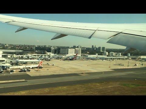 Australia Sydney To Washington Dulles (IAD)