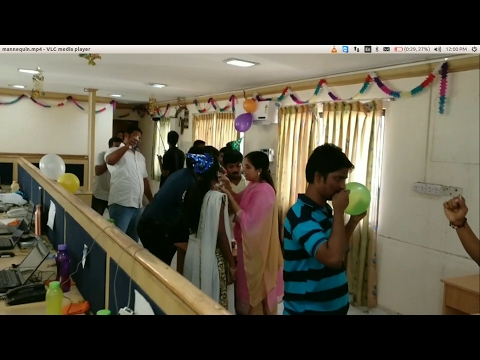 Mannequin Challenge At Office In Infiniti Software Solutions  | Team 2 | Advent2017