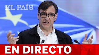 DIRECTO #PSC | Rueda de prensa de EVA GRANADOS