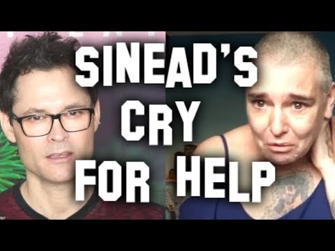 SINEAD O'CONNOR FACEBOOK VIDEO // CRY FOR HELP