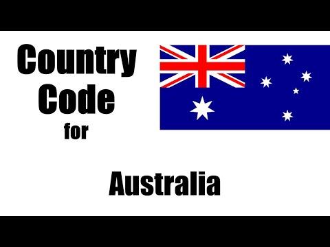 Australia Dialing Code - Australian Country Code - Telephone Area Codes In Australia