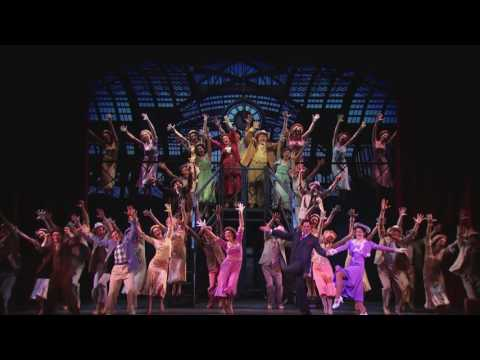 42nd STREET - Coming Feb. 9, 2017 to College's Arts Center