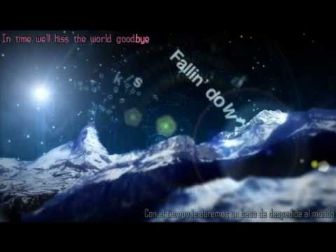 oasis - Falling Down lyrics sub esp (Eden Of The East)