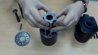 видео Конструкция насосов ЦН