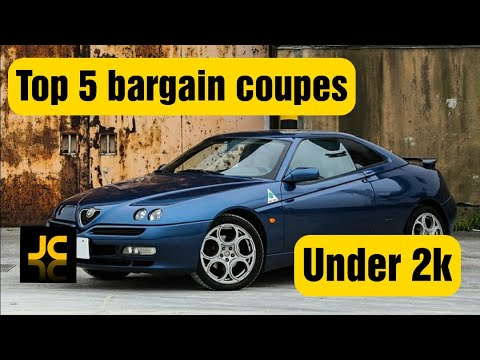 Top 5 2k cheap sports coupes under £2000 amazing value