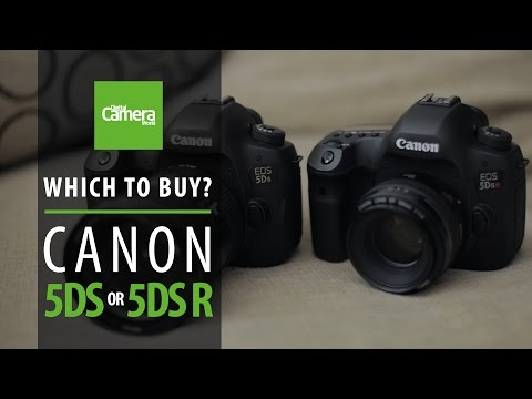 Five things you need to know about the Canon 5DS and 5DS R   TechRadar