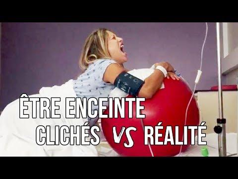 Être enceinte : CLICHÉS vs RÉALITÉ !!