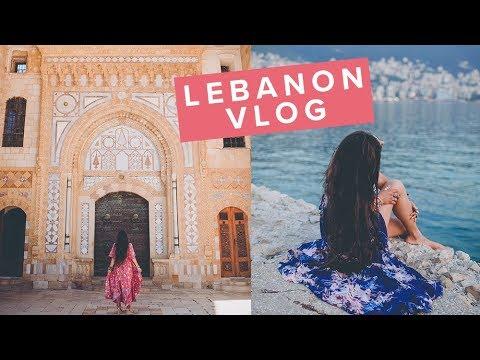 Amazing Beit ed-Dine Castle in Lebanon! + Downtown Beirut Vlog
