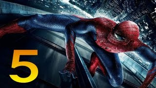 The Amazing Spider-man - Прохождение игры - #5(Слепое прохождение Нового Человека Паука от Брейна Первый взгляд, обзор и многое другое в видео Найди спасе..., 2012-08-27T08:59:17.000Z)