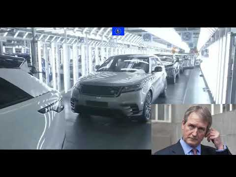 James O'Brien vs Jaguar Land Rover's Brexit reality