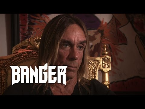 IGGY POP interviewed in 2010 about the 1970s and the blues    Raw & Uncut