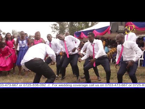 BEST AFRICAN BRIDAL DANCE 2017