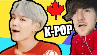 Canadian Tries K-POP | (BTS ????? - 'DNA') MP3