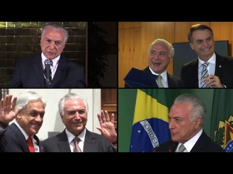 afpbr: Ex-presidente Michel Temer é preso
