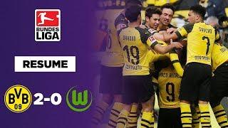 Bundesliga : Alcacer propulse le Borussia Dortmund en tête du championnat