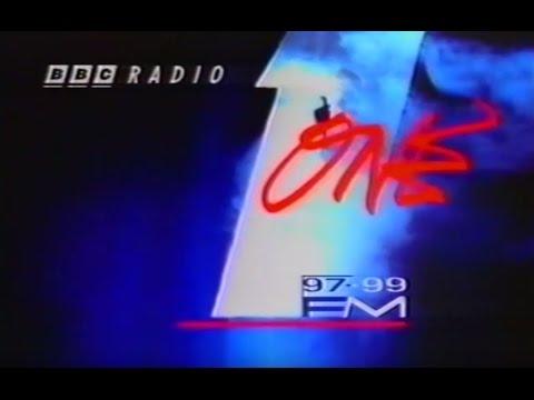 BBC IDENTS (1990): BBC Radio 1 97-99 FM