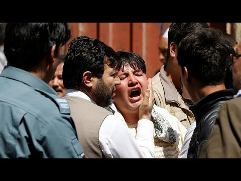 Afghanistan: dozens killed and hurt in Kabul voter centre blast