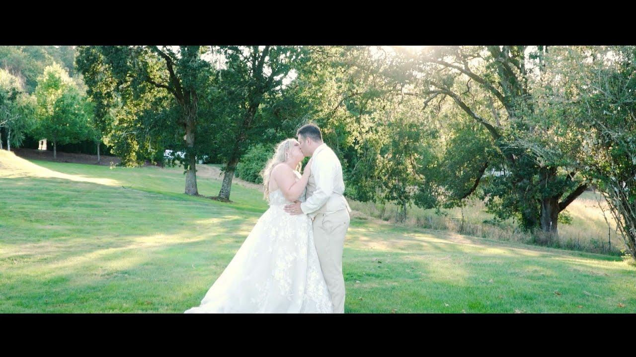 Zach & Jessica Bernardo | Oregon Wedding Film | Sony a6500 + a7sii (4k)