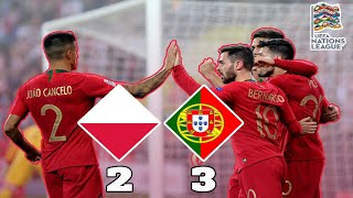 Poland vs Portugal 2-3 Review | Piątek Scores Again | UEFA Nations League