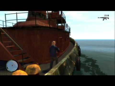 GTA IV :: Secret Tug Boat Room