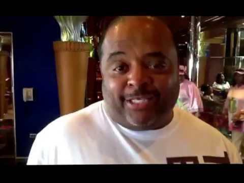 Roland Martin CNN Attends Lenny Moore Show
