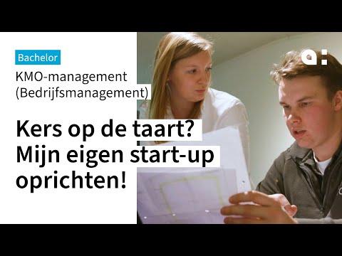 Kmo-management (Bedrijfsmanagement)