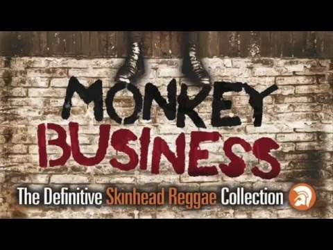 Various - Monkey Business: The Definitive Skinhead Reggae Collection