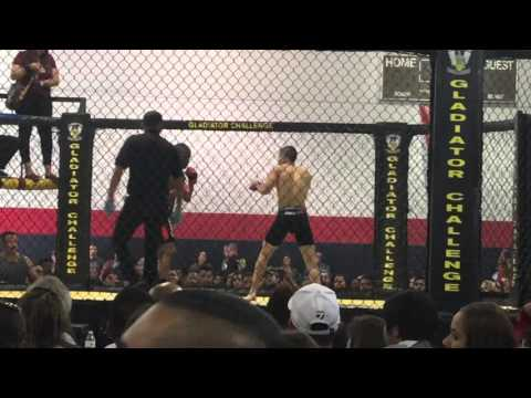 Ryan G fight 2 4/16/16