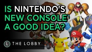 Is Nintendo's New Console Plan A Good Idea? - The Lobby
