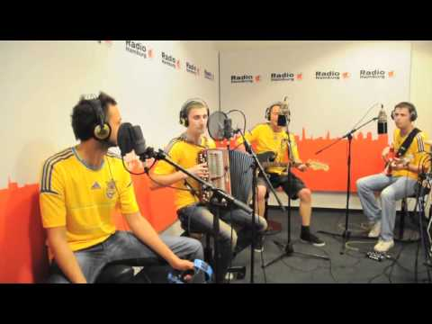 Los Colorados - Highway To Hell (Live bei Radio Hamburg)