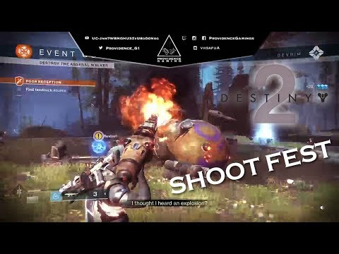 Providence Gaming - Destiny 2 - Plays of the Week 2 - Shootfest (15.10.17)