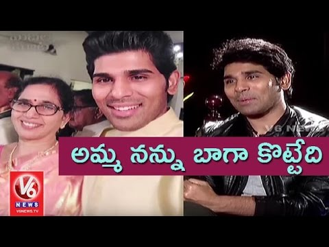 Allu Sirish About His Mom | Exclusive Interview | Srirastu Subhamastu | Madila Maata | V6 News