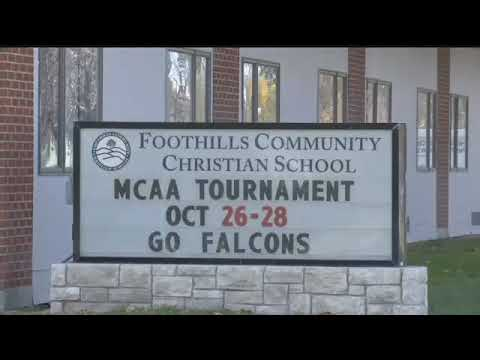 Foothills Community Christian School celebrates first homecoming