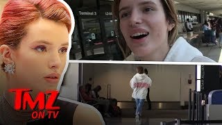 Bella Thorne Has A Poop Emergency! | TMZ TV