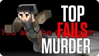 TOP FAILS MURDER 2016   Minecraft Con Sara, Luh Y Exo