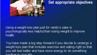 Motivate yourself with a weight loss chart