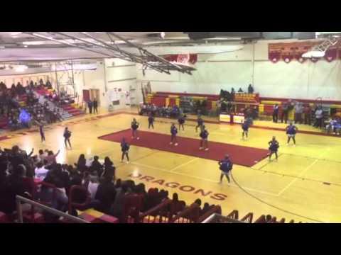 Shue Medill Middle School Cheerleading Champs AGAIN 2016!!!!!