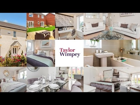 The Whitford - Taylor Wimpey Parc Celyn, Cwmbran