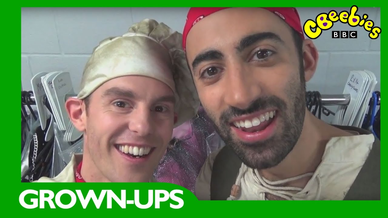 Download Cook and Line's Swashbuckle Home Movie - CBeebies Grown-Ups