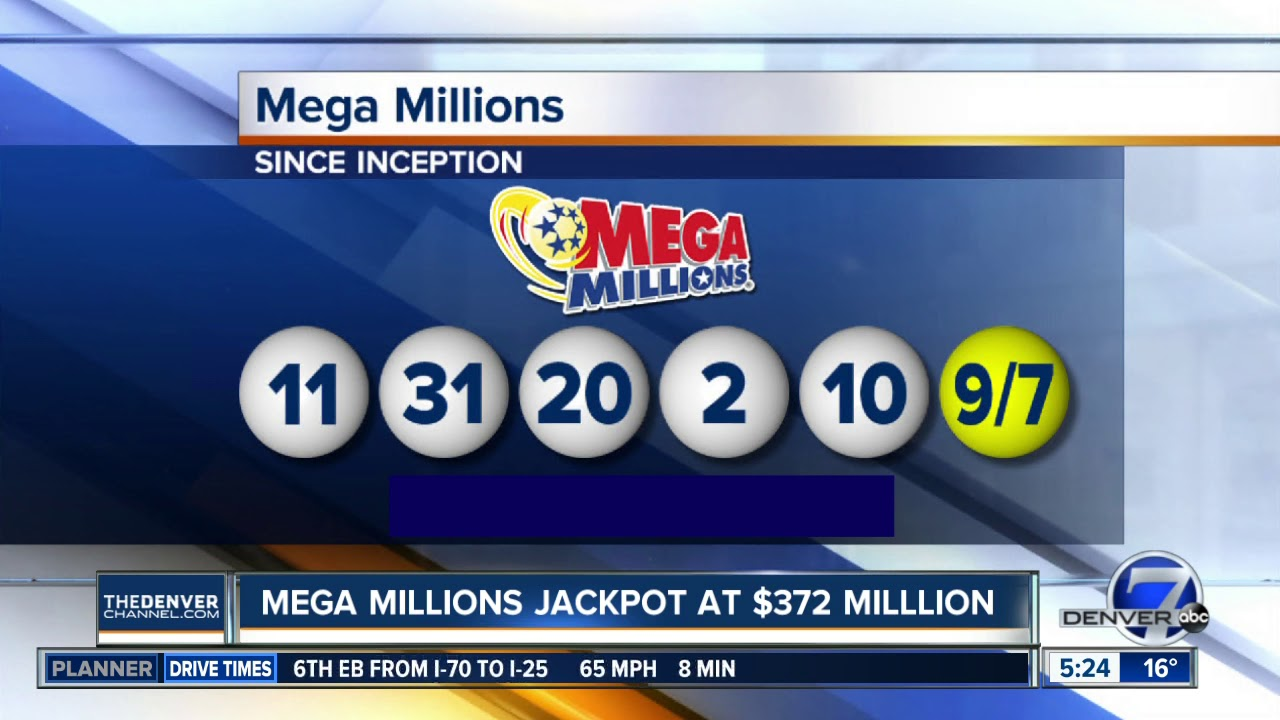 The Mega Millions Numbers Drawn The Most Often Youtube