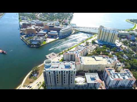 Tampa Bay - Drone Footage