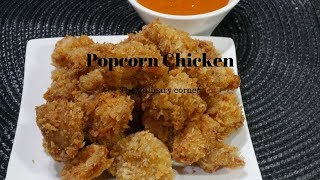 Popcorn Chicken  for a Party