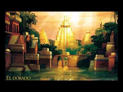 La strada per El Dorado - La città d'oro (canzone iniziale)