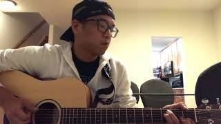 GASHI - Creep on Me ft. French Montana and DJ Snake (Acoustic Cover)