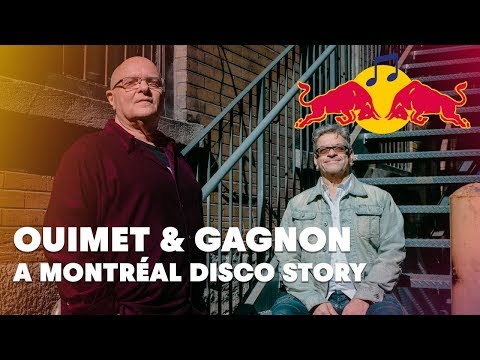 Robert Ouimet & Pierre Gagnon Lecture (Montréal 2016) | Red Bull Music Academy